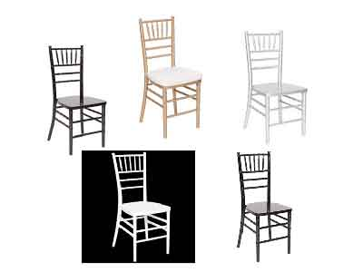 Rental Chiavari Chairs