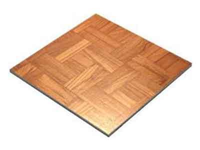 Dance Floors 3' x 3' Sections