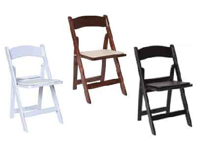 Rental Garden Chairs