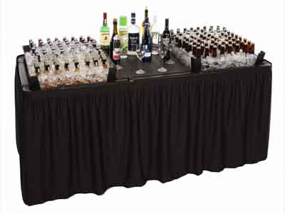 Ice Tables for Beverages