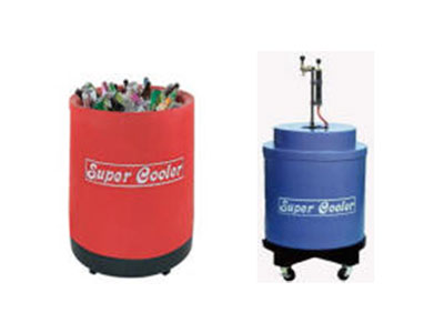 Party Coolers and Keg Coolers